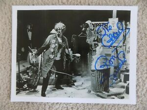Ron Sweed, The Ghoul - Late Night Horror TV Host Autographed Photo #2