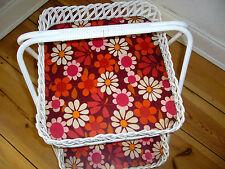 Garten Beistelltisch Tisch Prilblume klappbar original 60er 70er