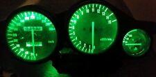 Green Yamaha Yzf600 Thundercat LED Dash Kit de conversión de Reloj lightenupgrade