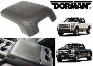 Dorman 925-005 Black Center Console Lid Replacement For 2011-2016 Ford F250 F350