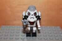 Lego Ninjago - Ninja - Kruncha Figur Geist Skelett mit Keule Set 2174 2508 2521