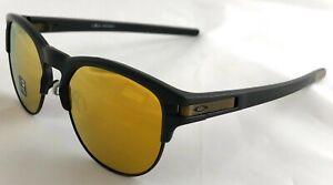 Oakley Latch Key - Matte Carbon/24k Iridium Lens - OO9394-1055