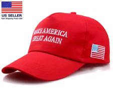 MAGA Make America Great Again Hat Donald Trump Cap Red US SELLER