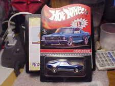 Hot Wheels RLC Redline Club Exclusive Custom Mustang #6710 of 12500