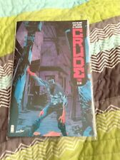 Crude Issue #2,2018 Image Comics - Brand New