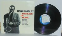HANK MOBLEY Thinking Of Home LP VG+ Blue Note 2009 Plays Well LT1045