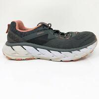 Hoka One One Womens Gaviota 2 1099630 DSLN Gray Running Shoes Lace Up Size 7.5