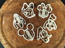 Mickey Mouse and Friends Style Cookie Cutters / Fondant / Icing