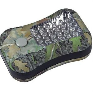 Rivers Edge 24+4 LED Fall Transition Green Camouflage Weatherproof Worklight