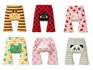 NEW Baby Boy Girl Bloomer Nappy Covers Shorts Pants Size 0-6, 6-12, 12-18 Months
