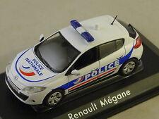 NOREV 517713 - RENAULT Megane 2010  Police Nationale    1/43