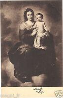 Art - cpa - La Vierge et l'enfant Jésus