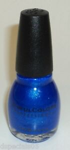 SINFUL COLORS Nail Color Polish BLUE BY YOU 1100