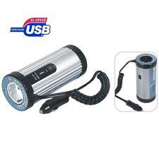 CONVERTISSEUR TRANSFORMATEUR VOITURE 150W 12V EN 220V  +  USB