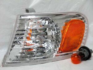 Front Side Turn Signal Park Marker Light Lamp Driver Side For 2001 2002 Corolla