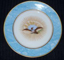 Vintage German Andrew Jackson Porcelain Plate The Danbury Mint L. Edition Nr