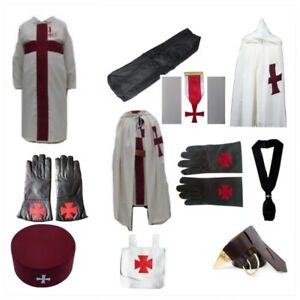 Masonic Regalia-RESERVED FOR GEOFF (KNIGHTS TEMPLAR PACKAGE)