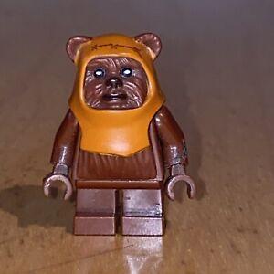 LEGO Wicket (Ewok) : sw0237  Star Wars: Star Wars Episode 4/5/6: