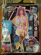 Monster High Haunted Clawdeen Wolf Costume for Kids M