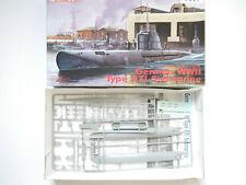 German Reich Navy Submarine U-Boot XXI, Bausatz Kit, Dragon 1008 in 1:350 boxed