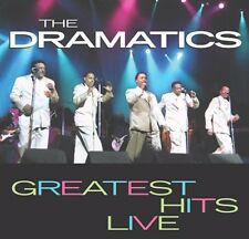 The Dramatics - Greatest Hits Live [New CD]