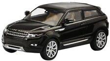 Ixo Range Rover Evoque Santorini Black dealer model LRDCA3EVOQB - brand new 1:43