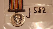 Orden Frankreich Feuerwehr Verdienstmedaille silbern (j582-)