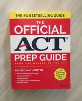 The Official ACT Prep Guide, 2018 Edition