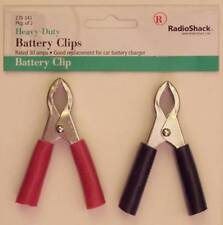 RadioShack 270-343 Heavy-Duty Clips 30A Good Replacement for Car Battery Charger
