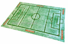 More details for new subbuteo winter pitch. paul lamond table football. toys. includes 3 balls.