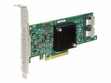 LSI Lsi00301 8 Port 6gbps SAS 9207-8i SGL Pci-e Host Bus Adaptor