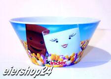 NEU! Kinder Riegel Müslischale MILKY & SCHOKI Ferrero Snackschale unbenutzt!!!
