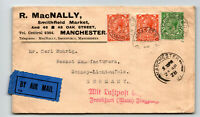 Great Britain 1928 Airmail Cover to Germany / Luft Hansa - Z13772