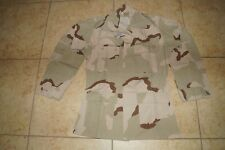 NEW US Army DCU Jacket Top Military Issued Combat Uniform Small/Long
