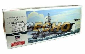 Hasegawa Military Model 1/350 War Ship USS Gambier Bay (CVE-73) Z27 40027 HS027