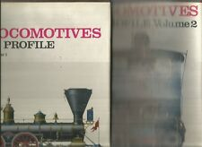 LOCOMOTIVES IN PROFILE Editor Brian Reed Illustrated Warner Wolstenholme 2 BOOKS