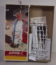 "VINTAGE Hawk Jupiter-C Explorer Satellite Model Kit ""1966"" -"