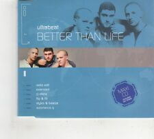 (GV319) Ultrabeat, Better Than Life - 2004 CD