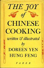 The Joy of Chinese Cooking by Doreen Yen Hung Feng (hardback)
