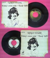 "LP 45 7""RINGO STARR  It don't come easy Early 1970 1971 BEATLES EMI no cd mc vhs"