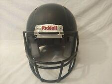 Riddell Revo Speed Youth Small Football Helmet Matte Black 2015