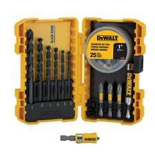 DEWALT Black Oxide Screwdriving Drilling Set (40-Piece)