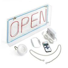 Craft + Creator Open Sign Led - A Neon Style Light for Small Business, Retail