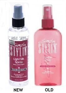 Simply Stylin Light Silk Spray 4 fl.oz.
