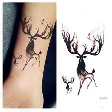 Body Art Temporäres Wasserfest Tattoo Sticker  Körperkunst Aufkleber