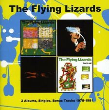 The Flying Lizards - Flying Lizards / Fourth Wall [New CD] UK - Import