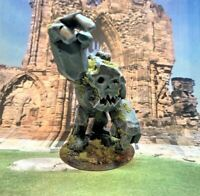 Ork / Goblin Stone Golem - Idol of Mork / Gork Pro Painted Figure 28mm