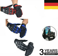 Motorradhandschuhe Fahrrad Sport Gloves Winter Motorrad Handschuhe M-XXL 001