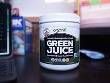 Organifi Green Juice Superfood Powder - 9.5oz Non-GMO Vegan