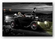 JOY RIDE - MARILYN MONROE & ELVIS POSTER 24x36 - 3100